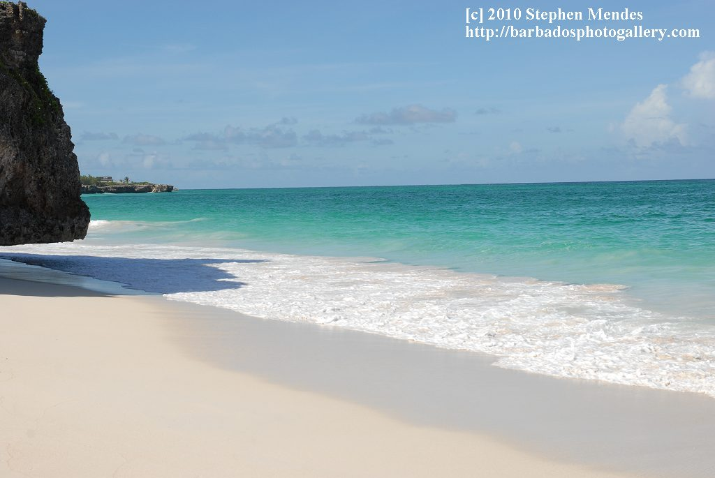 Shark Hole Barbados Beach And Sharks Hole See
